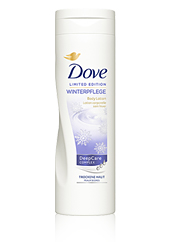 "Dove ""Winterpflege"" Body Lotion"