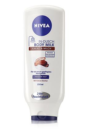 NIVEA In-Dusch Body Milk Kakao & Milch