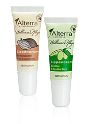 Alterra Wellness Pflege Lippencreme