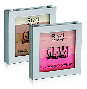 Rival de Loop Glam Collection Shimmer Powder
