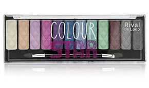 "Rival de Loop ""Colour Star"" Eyeshadow Kit"