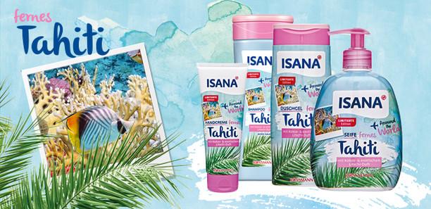 """ISANA """"Around the world"""" fernes Tahiti"""