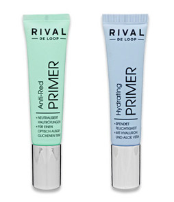 Rival de Loop Anti-Red Primer + Hydrating Primer