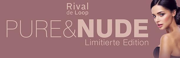 """Rival de Loop """"Pure & Nude"""""""