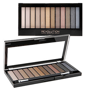 Makeup Revolution Redemption Palette Ionic 1