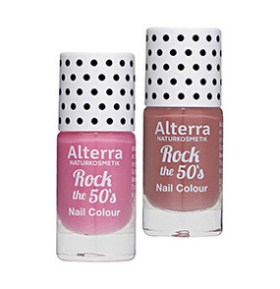 "Alterra ""Rock the 50's"" Nail Colour"