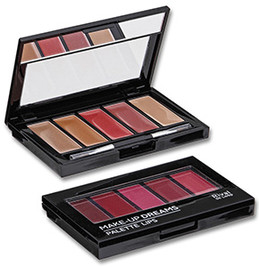 "Rival de Loop ""Make-up Dreams"" Palette Lips"