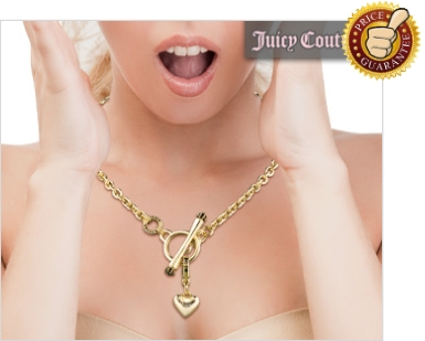 Juicy Couture Princess Necklace