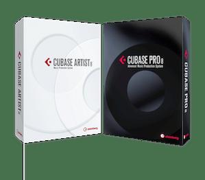 Cubase Pro 8 and Cubase Artist 8