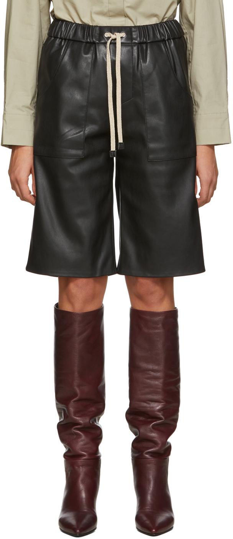 Áeron Black Bari Shorts
