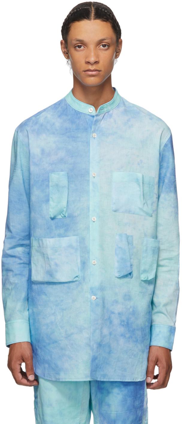 Stay Made Blue Redux Sandman Shirt