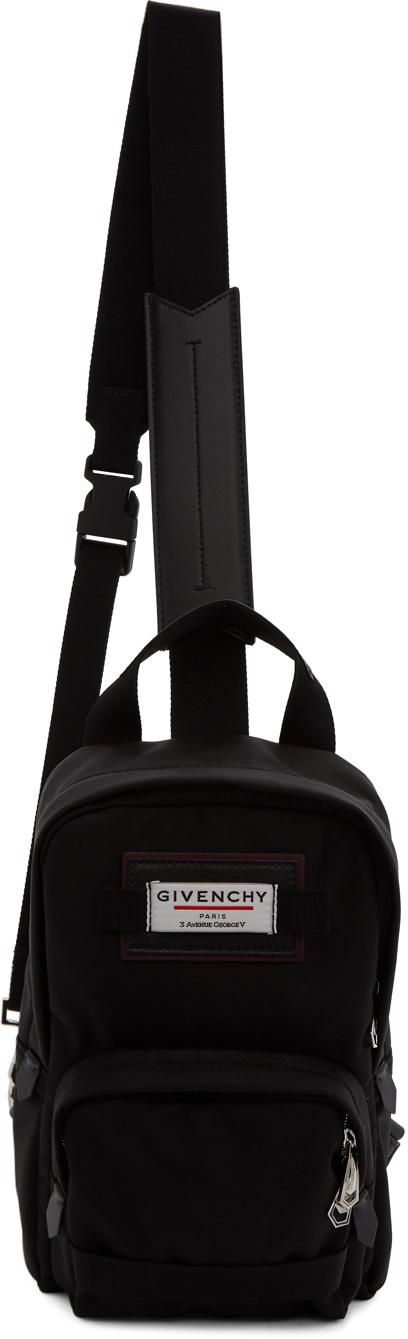 Givenchy Black Downtown Sling Bag