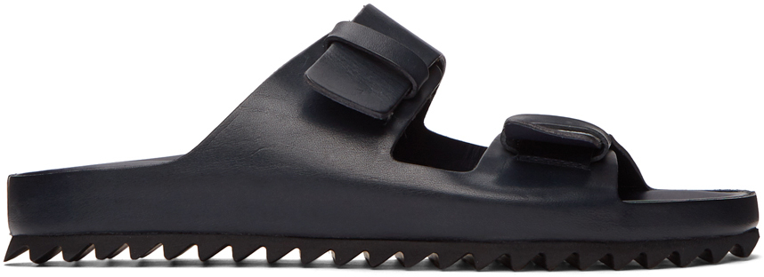 Officine Creative Navy Toscano Agora 2 Sandals