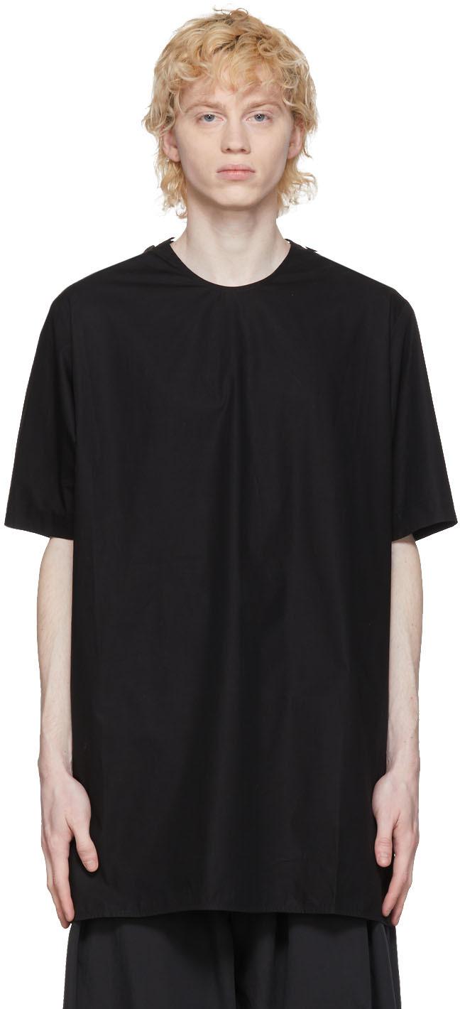 Toogood Black 'The Locksmith' T-Shirt