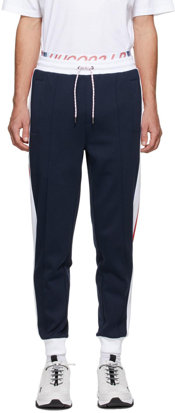 Hugo Navy Liam Payne Edition Dambor Lounge Pants