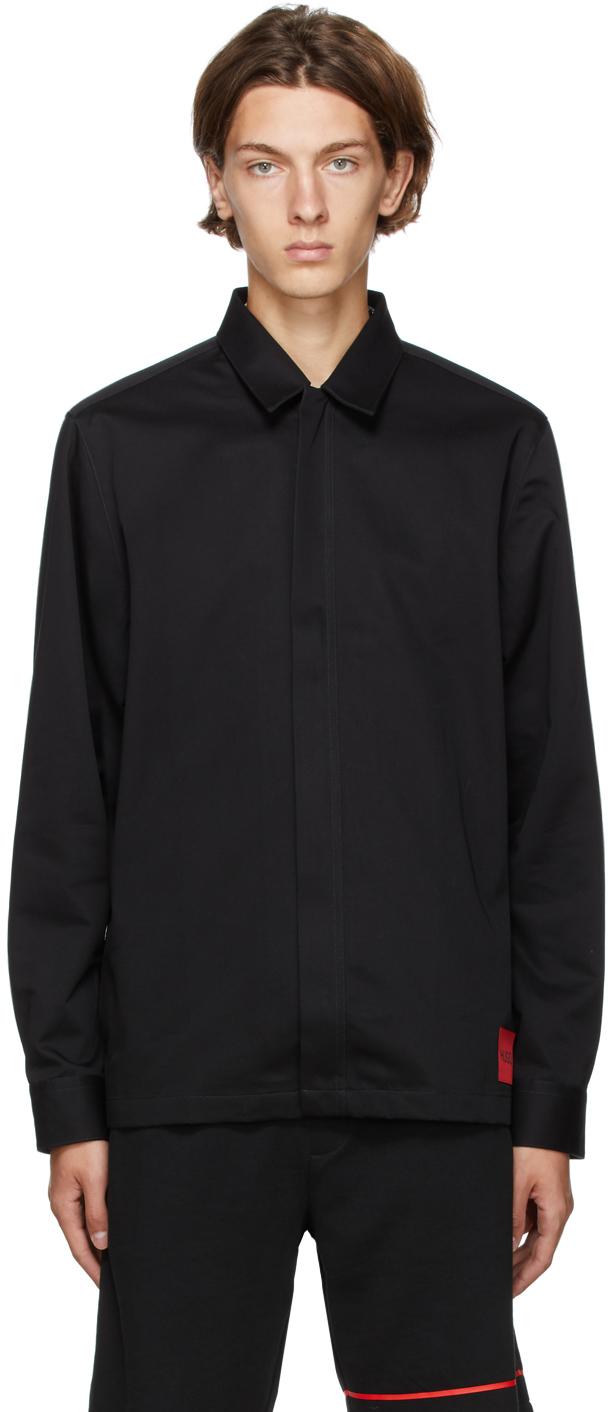 Hugo Black Epino Shirt