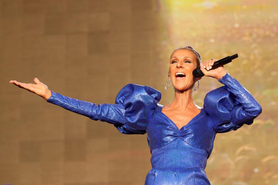 Céline Dion annonce deux concerts en Belgique