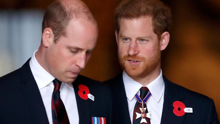 Prins Harry vraagt prins William als getuige! - Libelle