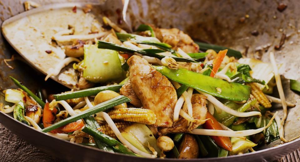 du wok cuisine et recettes recette