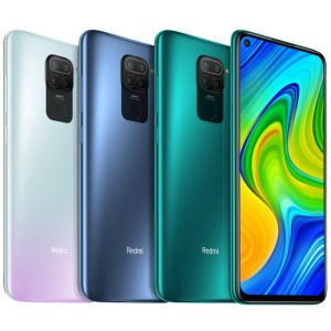 Xiaomi Redmi Note 9 Global 4GB 128GB Smartphone