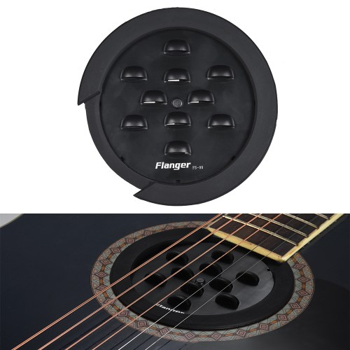 small resolution of flanger fs 08 professional guitar soundhole cover for f