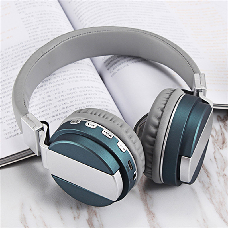 FE-018 Portable Foldable FM Radio 3.5mm NFC Bluetooth Headphone Headset with Mic for Mobile Phone 13