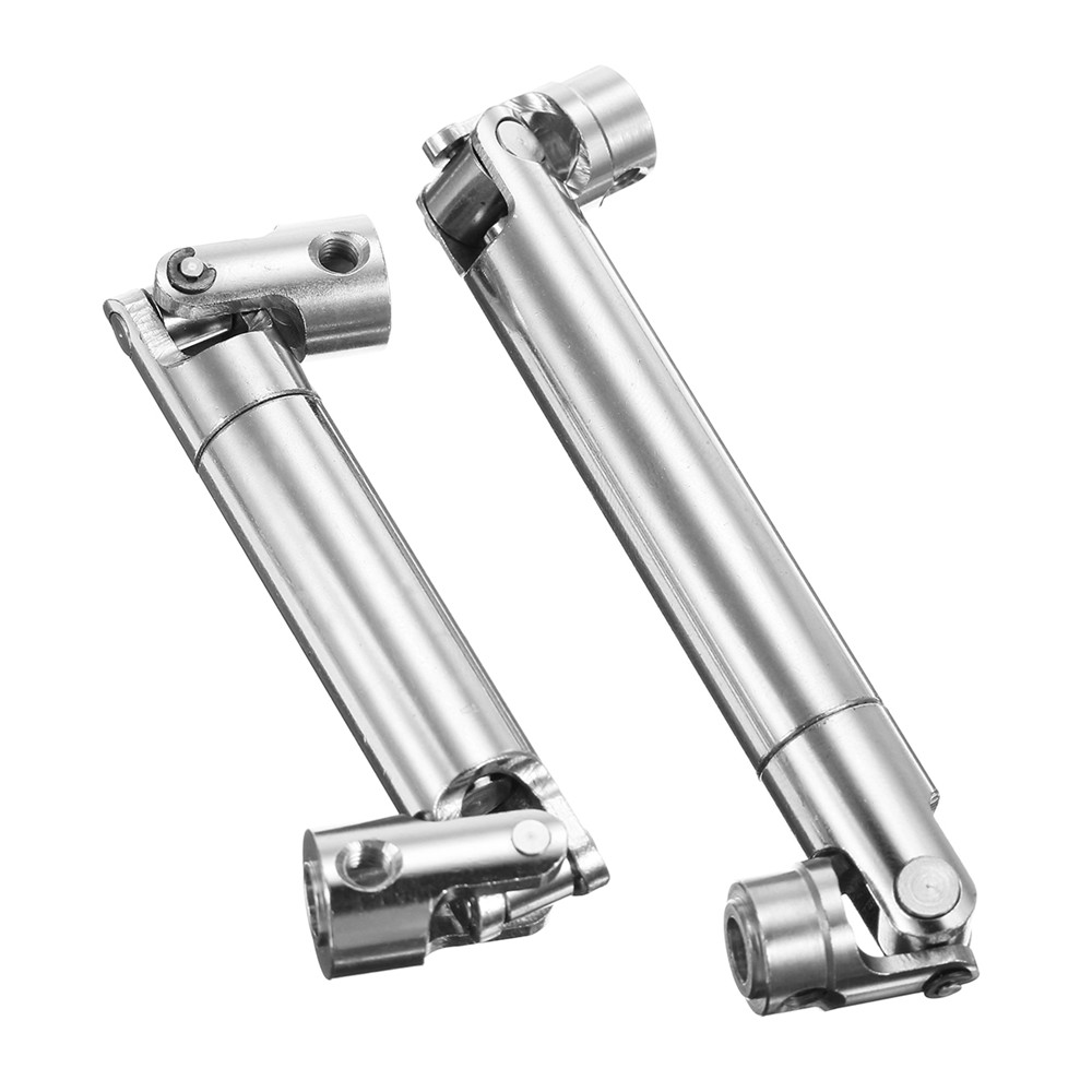 stainless steel universal drive shaft 90mm-155mm for rc