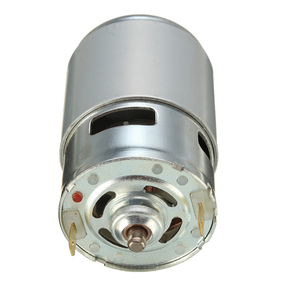 775 Motor DC 12V-36V 3500-9000RPM Motor Large Torque High Power Motor 25