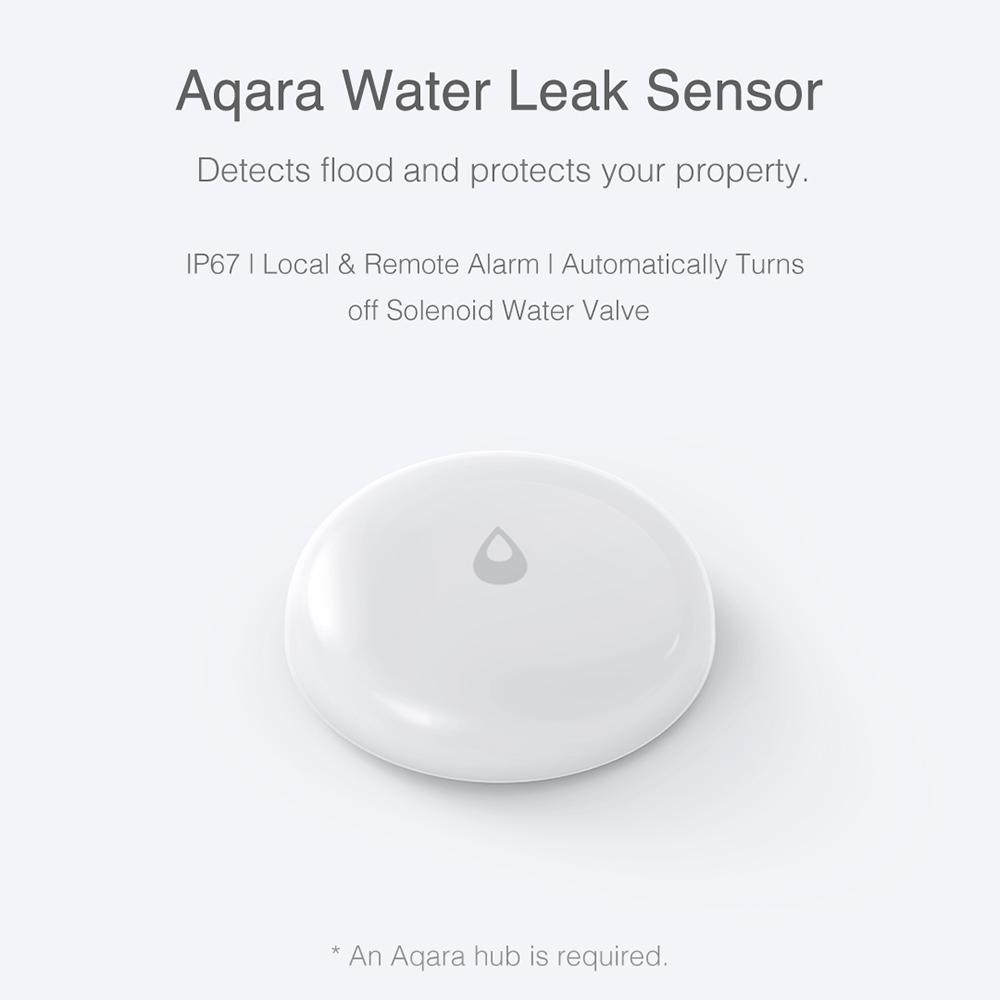 Xiaomi Aqara Smart Water Detector Alarm Sensor Flooding