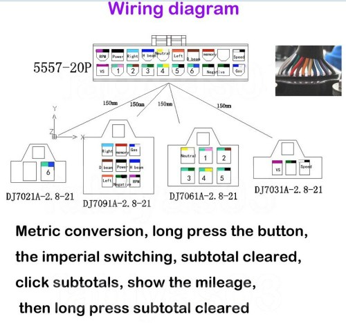 small resolution of electric meter wiring diagram for cluster