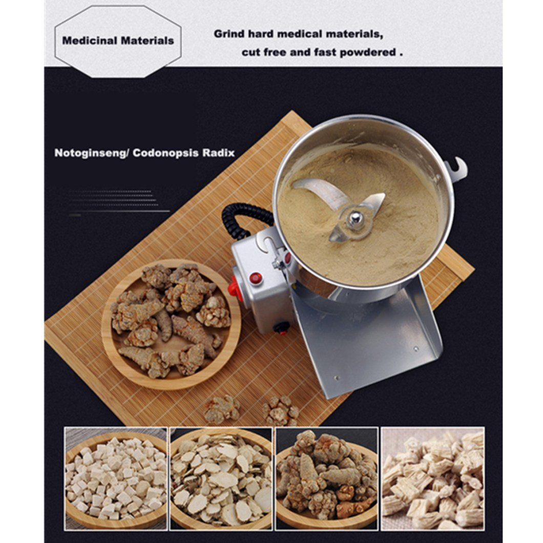 Electric Grains Spices