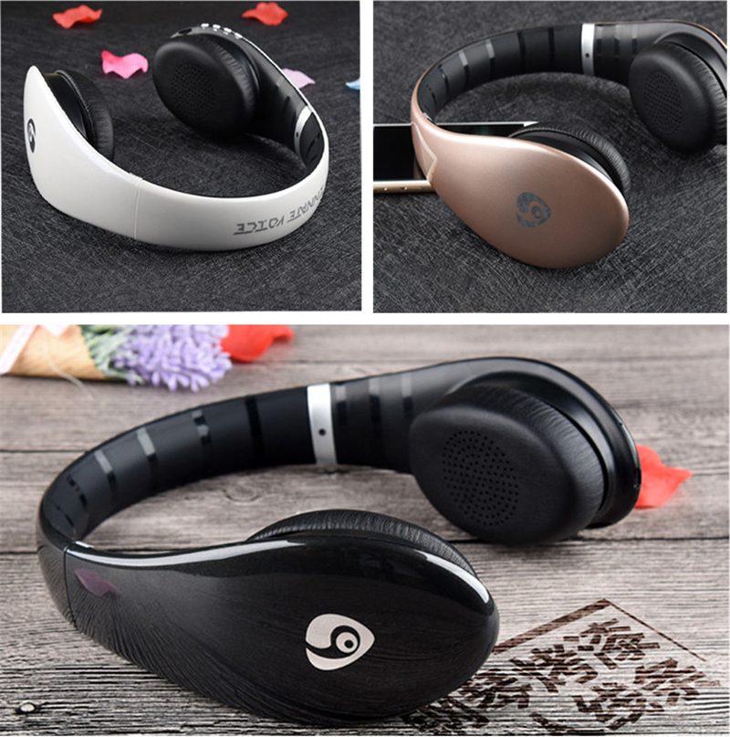 Ovleng S66 On-ear Sport Noise Reduction HiFi Stereo Heavy Bass Bluetooth Headphone With Mic 21
