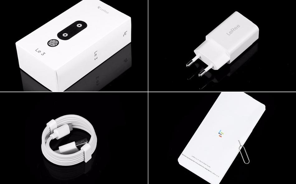 Letv LeRee Le 3 5.5 Inch Dual 13.0MP Rear Camera 3GB RAM 32GB ROM Snapdragon 652 4G Smartphone