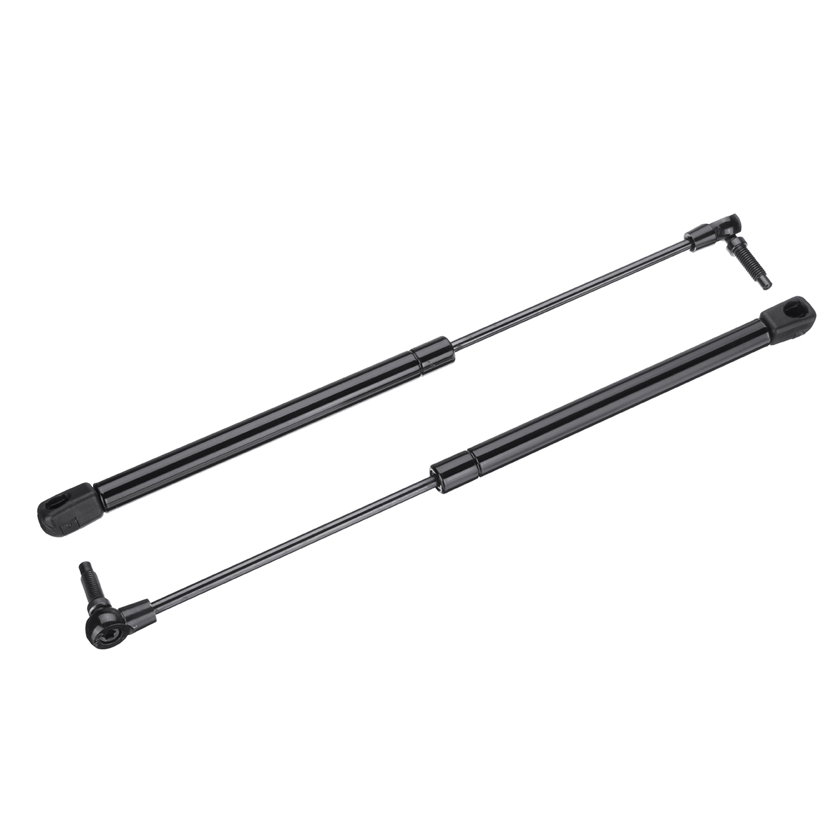 2 x rear window glass gas struts support car supports