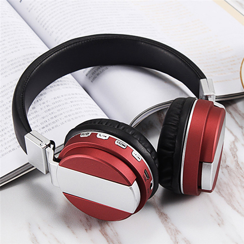 FE-018 Portable Foldable FM Radio 3.5mm NFC Bluetooth Headphone Headset with Mic for Mobile Phone 12