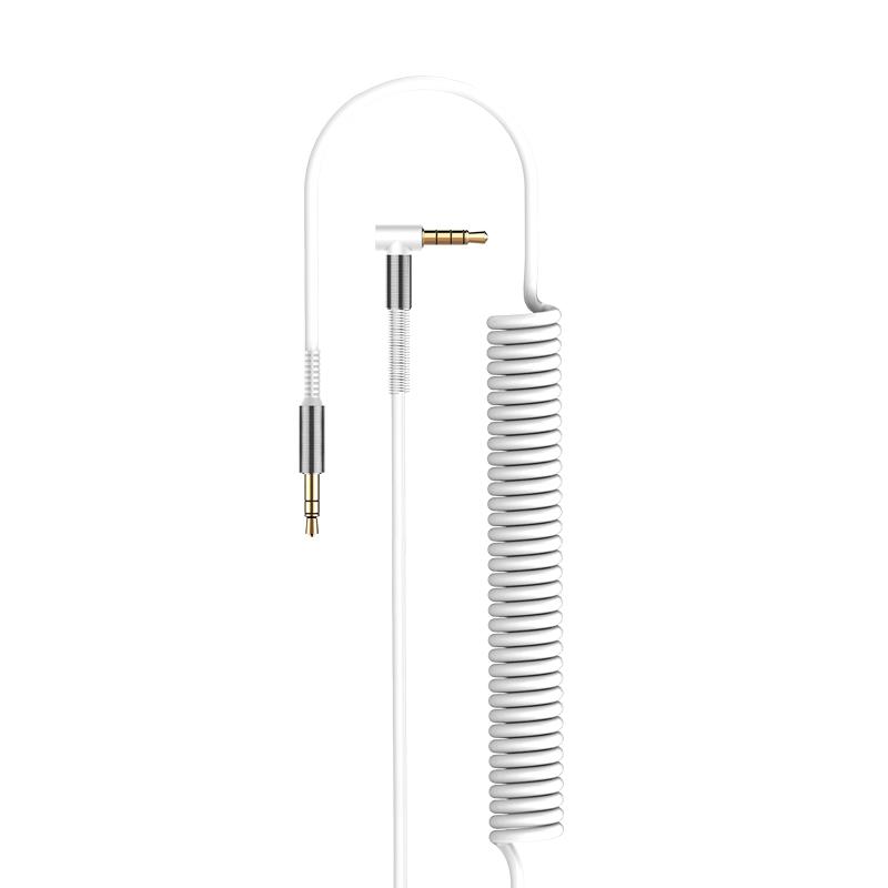 Joyroom S602 S603 1.5M 3.5mm Spring Retractable Audio Line