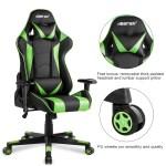 New Merax Office Chair High Back Pu Leather Ergonomic