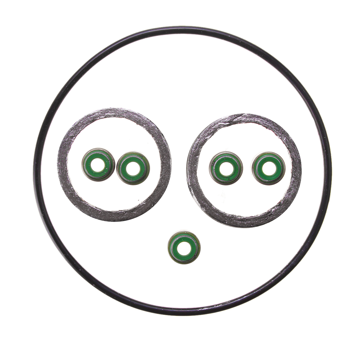 top end head gasket kit for yamaha raptor 700 700r rhino