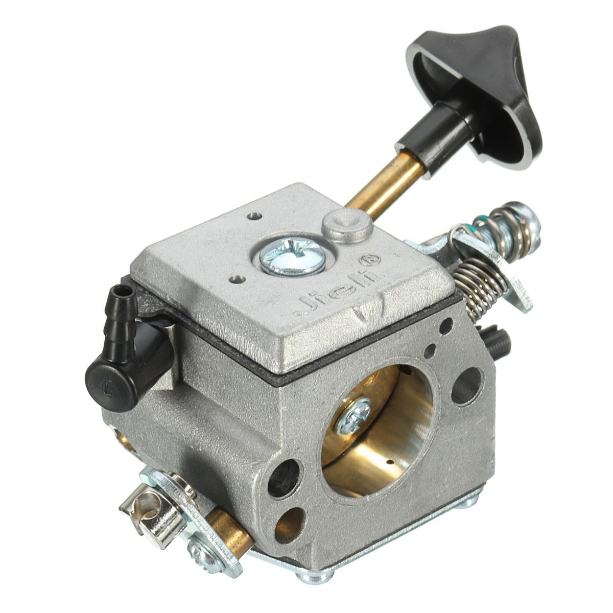hight resolution of carburetor with fuel filter spark plug for stihl br400 br420 br320 br380 backpack blower