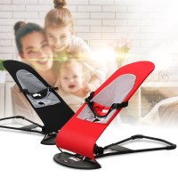 Foldable Soft Newborn Baby Bouncing Chair Seat Safety ...