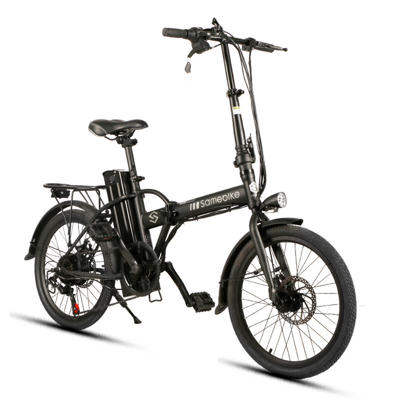 samebike xw-20zc fashion version 250w smart bicycle