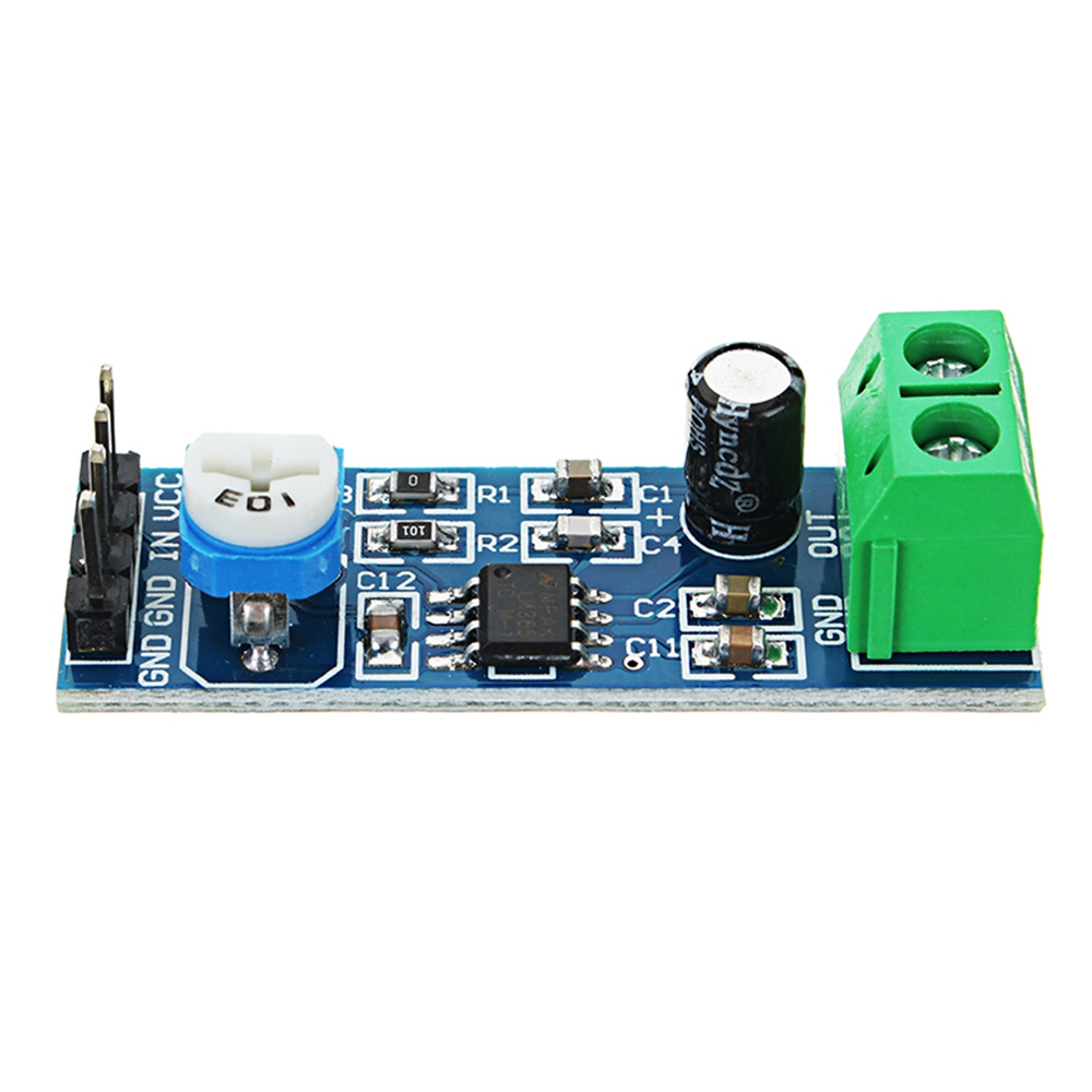 Lm386 Audio Amplifier Circuit Received By Email Audio Amplifier Lm386