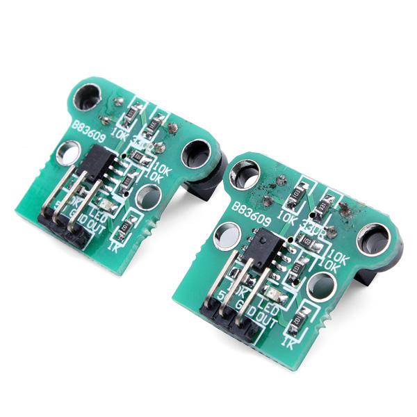 4Pcs HC-020K Double Speed Measuring Module With Speed Encoder Kit 21