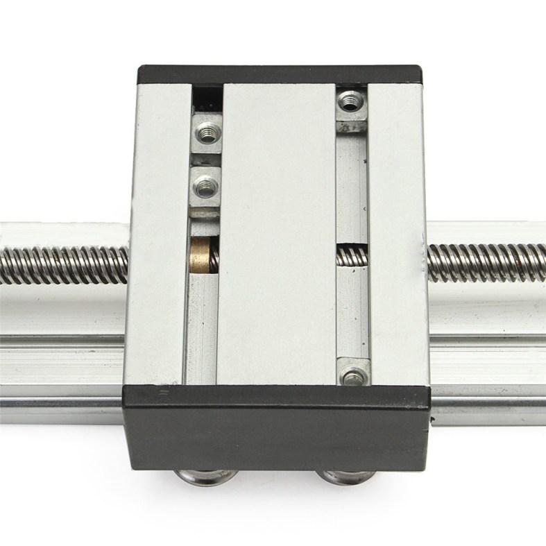 Stroke Linear Actuator | CNC Linear Motion | Slide Stage Stepper Motor