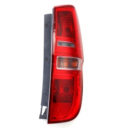 left right car rear tail light w lamp wire harness for hyundai iload imax 2007 2016 type right  [ 1200 x 1200 Pixel ]