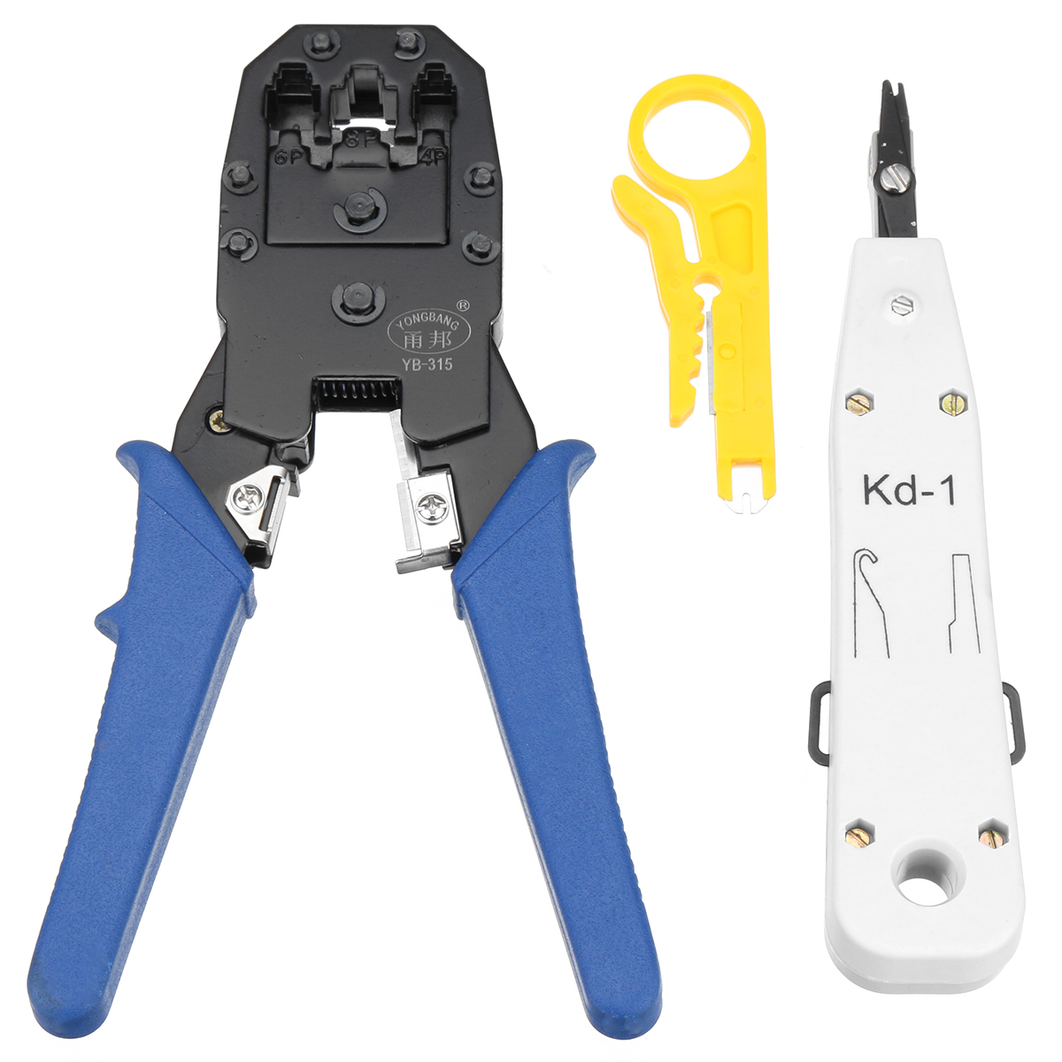 hight resolution of network ethernet lan rj11 rj45 cat5 cat6 cable tester wire tracker tool kit