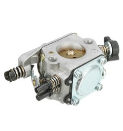 carburetor with fuel filter for husqvarna 51 55 chain saw 503281504 walbro wt 170  [ 1200 x 1200 Pixel ]
