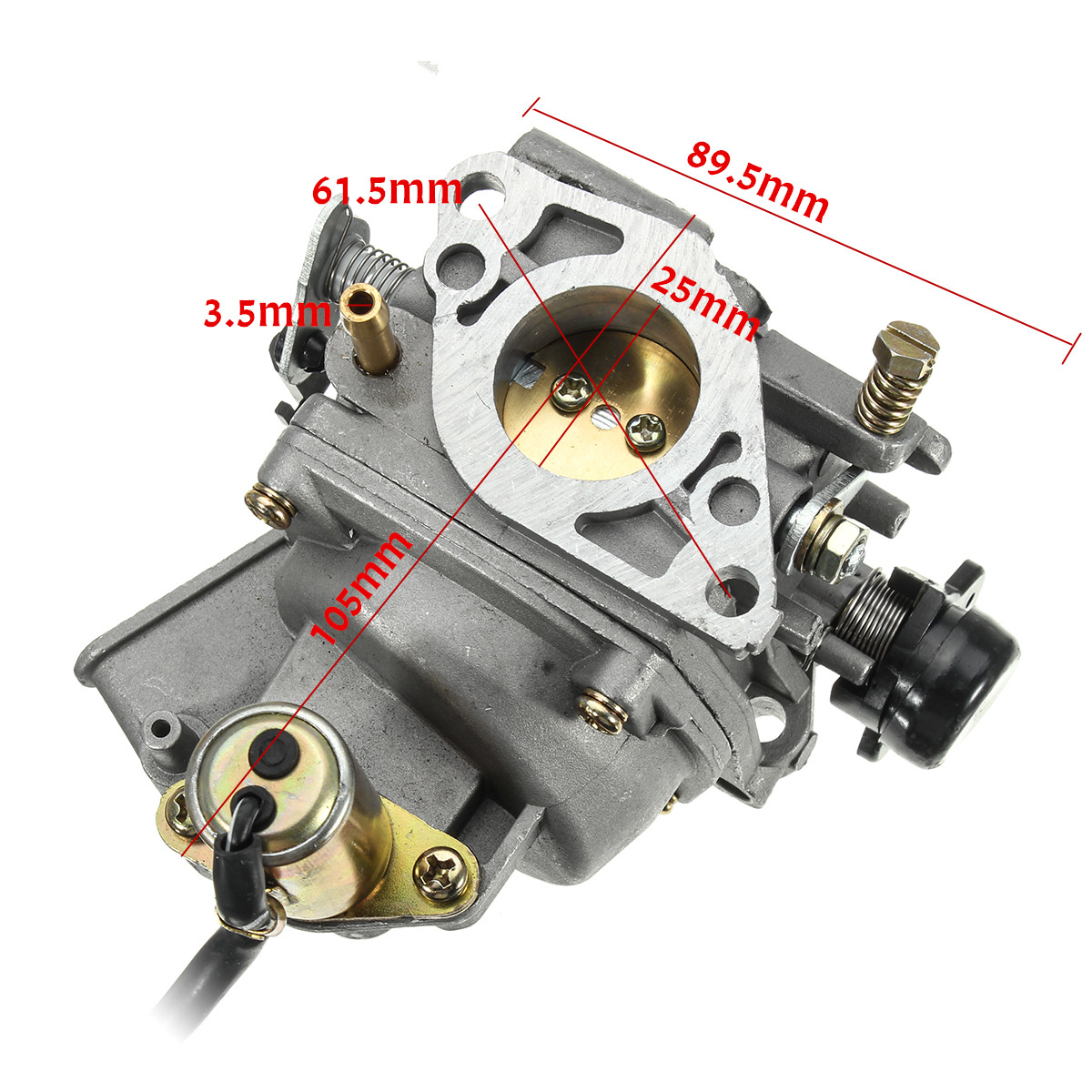 hight resolution of carburetor fuel pump gas air filter for honda gx620 20hp gx610 18hp mower engine