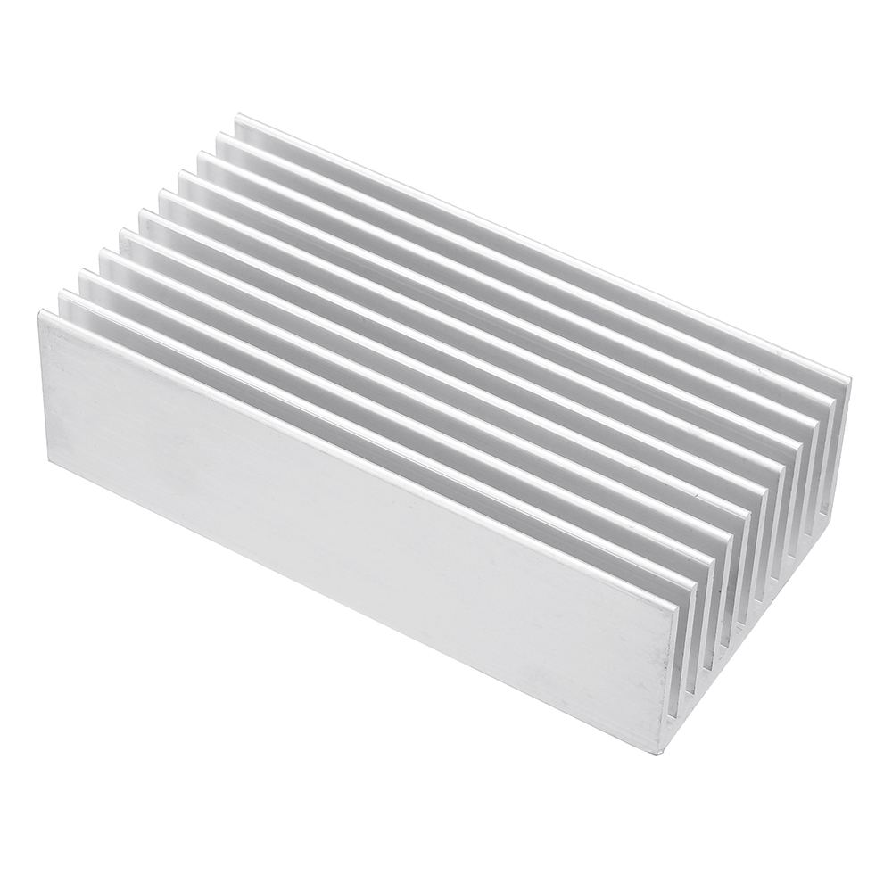 100x50x30mm Power Amplifier Heat Sink Cooling Radiator 27