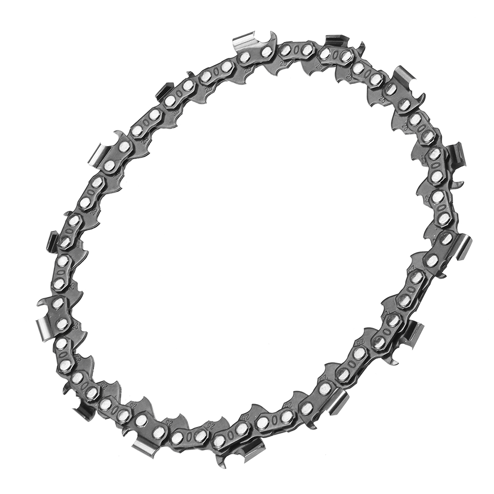 drillpro 5 inch chain saw blade chain for 125mm angle